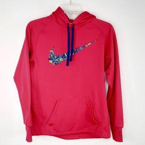 NWOT Nike therma-fit pullover hoodie